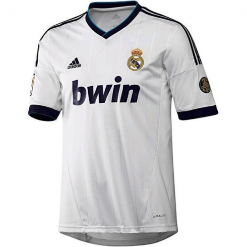 Camiseta del Real Madrid 2012/2013