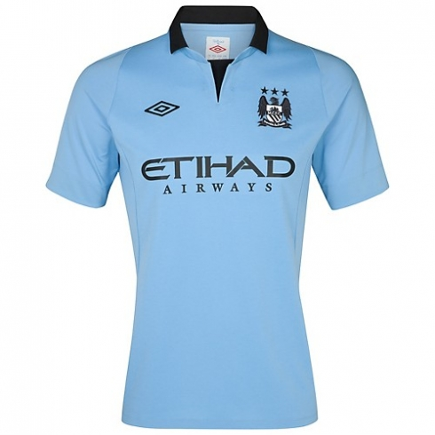 Premier League     Camiseta Del Manchester City