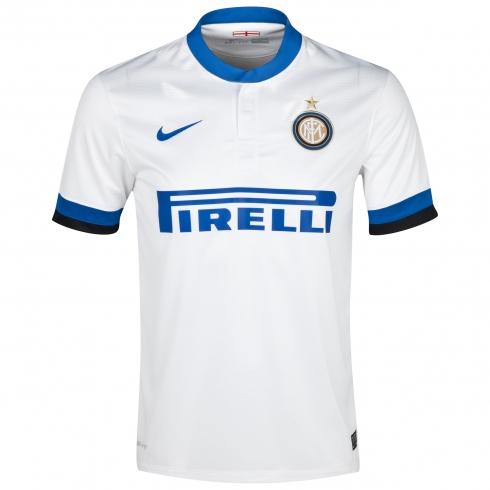 Camiseta Del Inter De Mil  N 2013 2014 Segunda Equipaci  N