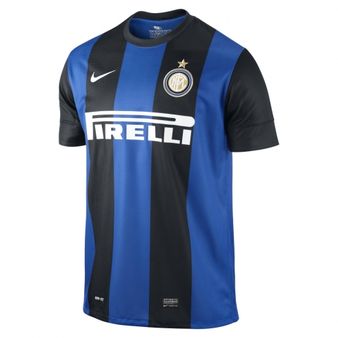 Calcio     Camiseta Del Inter De Mil  N