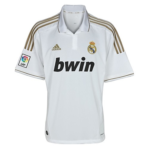 Camiseta del Real Madrid 2011/2012