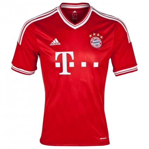 Camisetas Clubes 2013/2014 - Descargar Gratis