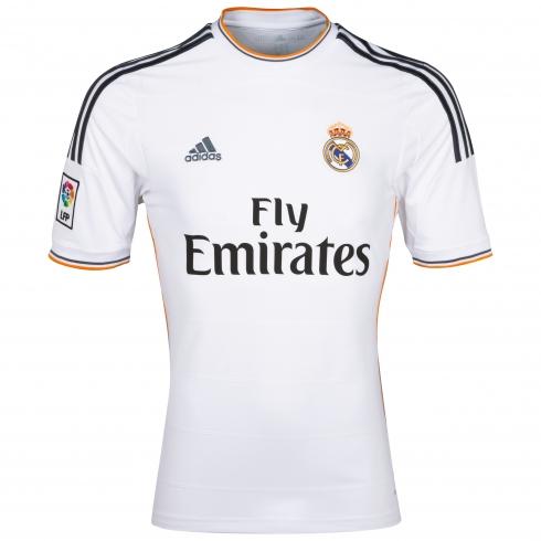 Camiseta Niño del Real Madrid 2013/2014 - EL UTILLERO